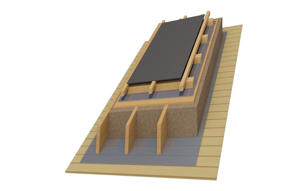 Przekrój dachu